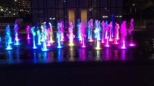 Downtown Cincinnati Fountain