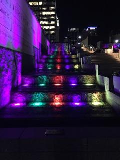 Light display - Cincinnati